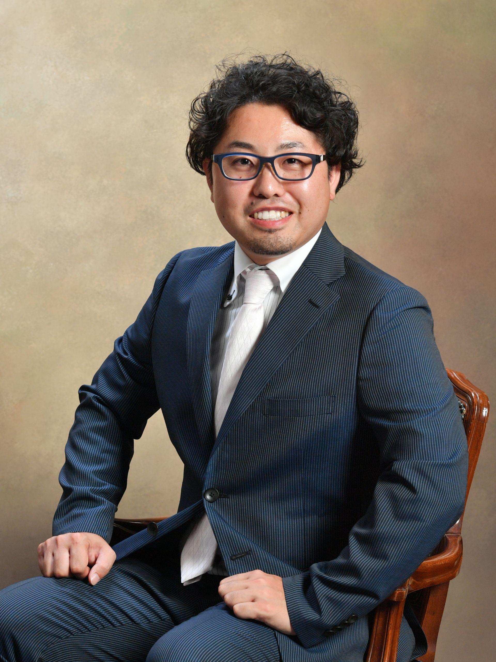 代表取締役 石原孝樹